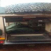 conqueror compact 4x4 Off-Road Caravan