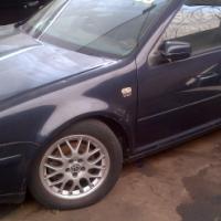 VW GOLF 4 2L GTI