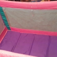 Graco Pack & Play Cot ( Sport ).