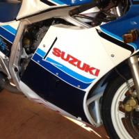 1988 Suzuki GSXR750 Slingshot