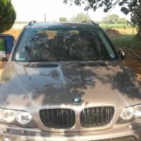BMW X5 3L Diesel for sale urgent