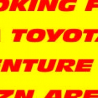 Looking for a toyota venture