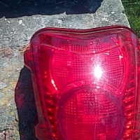 hayabusa tail light