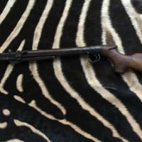 Old Bsa air rifle