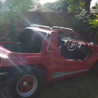 Kango Beach Buggy with 1.8 golf motor