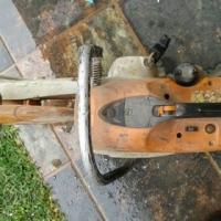 Stihl ts410 Cutoff saw for sale.
