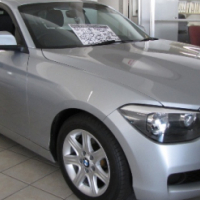 2012 BMW 118i, (F20) 5 Door Hatch, Manual