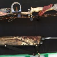Compound Hunting Bow for Junior - Hoyt Banshee Complete Kit