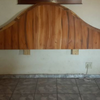 King/Queen Size Headboard for sale