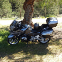 2015 BMWR1200RT To Swop For Boat