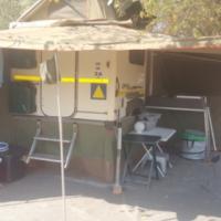 Jurgens Oryx 4x4 caravan  Mooibank NW
