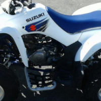 2007 SUZUKI LTZ250 for sale R 15 000