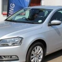 VW Passat 1.8 TSI C/LNE DSG (118 KW)
