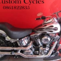 Immaculate Fatboy Price has been Reduced by R19 000.00!