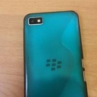 White Blackberry Z10 for sale.