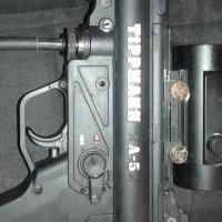Pro-paintball gun