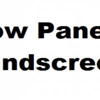 Cow Panel Windscreen