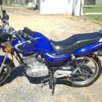 Suzuki en 125 sport showroom condition!!