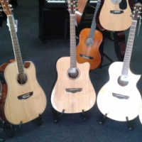 Dreambow Acoustic Guitars