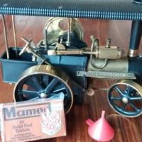 Wilesco Steam Tractor