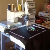Industrial Kingstar Embroidery Machine