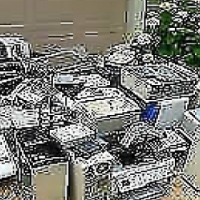 FREE REMOVALS OF YOUR E-WASTE / SCRAPS