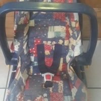 Baby car seat small for sale.