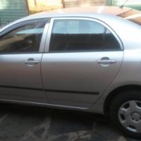 """2007 Toyota Corolla 1.4I VVTI """" Good Condition"""""""