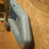 Aqua marina boat