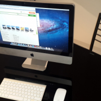 Mid 2011 21.5inch iMac, i5 Quad core, 4Gb DDR3 RAM, 500GB hard drive