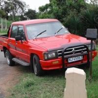 Toyota hilux 2.8d 1997 double cab