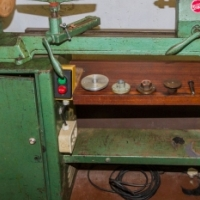 For Sale: TAUCO Wood Lathe (Made in South Africa)