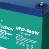 Vision 75AH 12V High cycle battery
