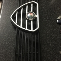 Alfa Romeo Giulietta 79-83 grill