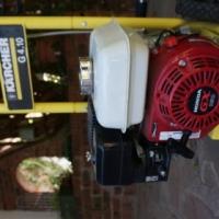 karcher Honda petrol high pressure washer