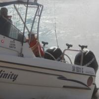 Cobra Cat 585 Boat