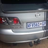 2007 Mazda 6 2.3L Dynamic Sport for sale or swap.