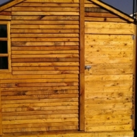 Affordable high quality wendy houses. Free delivery&installation in Joburg& Pretoria !from R 2,900