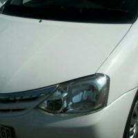 Clean Toyota Etios