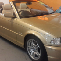 SPORTY CAR-2005 BMW 330CI