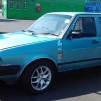 a Vw Jetta 2 1990