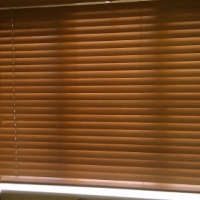 Custom Made Wooden Blinds