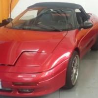 Sporty Car Lotus Elan