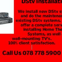 Dstv Installation 100%quality