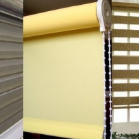 Roller Blinds - Supplied & Fitted