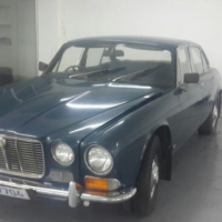 Collectors 1970 Jaguar XJ6 Series1