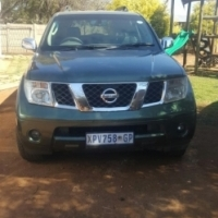 2007 Nissan Pathfinder 2.5 Diesel DCI Air bags, Aircon, Electric Windows, Full service record, Leath