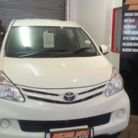 AS GOOD AS NEW!!!:2013 Toyota Avanza 1.5sx with only 71809kms-