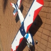 Rc trainer plane