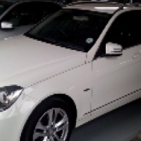 2012 Mercedes Benz C180 Estate Avantgarde